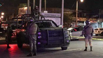 Ataque armado deja tres muertos en bar de Santa Catarina