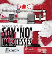 Revista Doctors Health Magazine edición 21