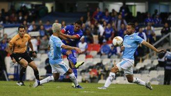Cruz Azul empata con Querétaro y 'pitan' a semifinales