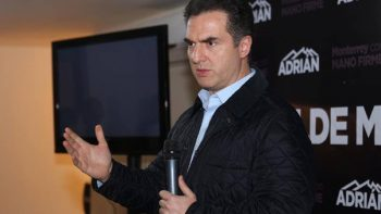 Da conteo oficial triunfo a Adrián de la Garza en Monterrey