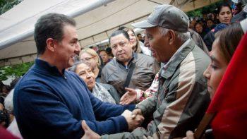 Apoyarán a Adrián de la Garza a sectores vulnerables