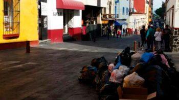 Estalla crisis de recolección de basura en Cuernavaca