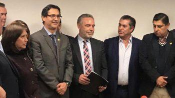 Cabildea alcaldesa Cristina Díaz recursos para Guadalupe