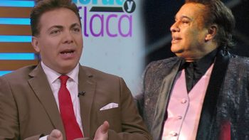Cristian Castro cree que Juan Gabriel está vivo