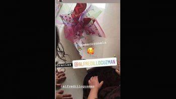 Emma Coronel agradece regalo de hijo de 'El Chapo'