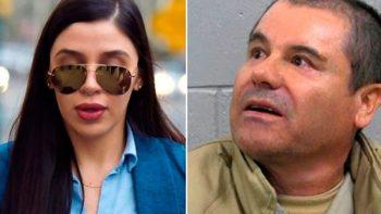 Emma Coronel se ausenta de juicio de 'El Chapo'