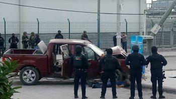 Terror en Jarachina Norte; estatales abaten a tres delincuentes