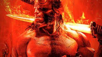 Lanzan nuevo póster del reinicio de 'Hellboy'
