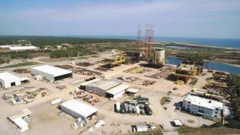 Inicia construcción de refinería en Dos Bocas