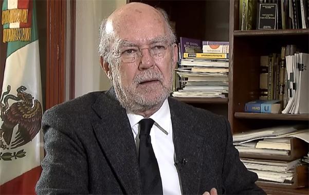 González Alcántara, propuesto por AMLO para ministro de la SCJN