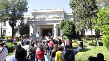 Complejo Cultural de Los Pinos alcanza los 50 mil visitantes