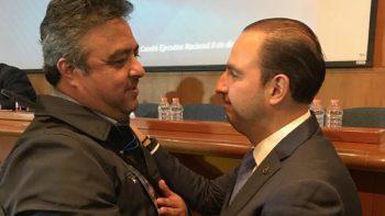 Nombran a Víctor Pérez integrante de la Comisión Permanente del PAN