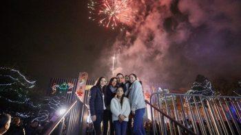 Arranca Concejo Municipal de Monterrey 'La Mágica Navidad' en tu Ciudad