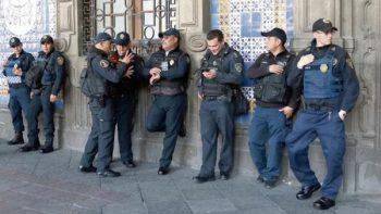 Policías de CDMX pagaban a mandos para evitar su arresto