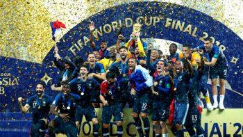 Rusia 2018, un Mundial inolvidable para Francia