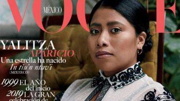 Yalitza Aparicio aparece en revista 'Vogue México' y se vuelve viral