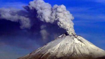 Volcanes activos en los últimos años