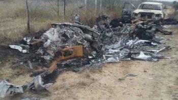 Suman 21 cuerpos hallados en Miguel Alemán; 15 estaban calcinados