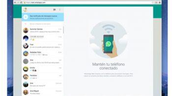 ¿Cómo usar WhatsApp desde tu computadora?