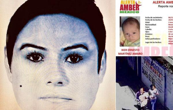 Sigue la búsqueda de Iker Ernesto, el bebé robado en Iztapalapa