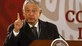 AMLO se disculpa con Calderón, pero dice que no debatirá con él
