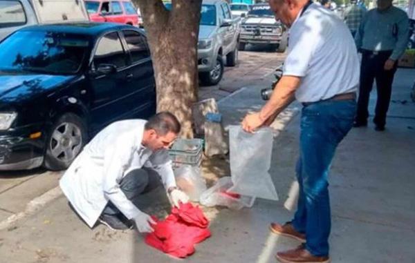 Muere en hospital bebé abandonada en bolsa de plástico en Sinaloa