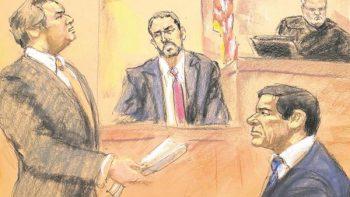 No dejen escapar a 'El Chapo' de su responsabilidad, pide fiscal