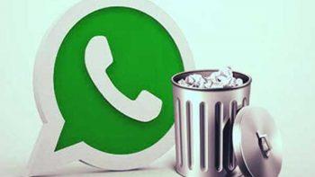 Cómo eliminar una cuenta de WhatsApp