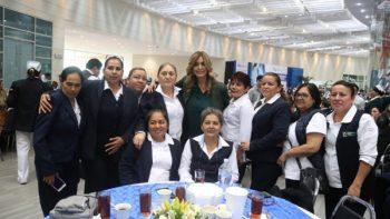 Festejan en Reynosa a Enfermeros y Enfermeras