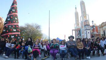 Alcadesa Cristina Díaz parte megarosca de Reyes con ciudadanos