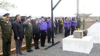 Inicia en Apodaca construcción de Prepa Militarizada