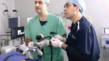 Novedoso procedimiento para perder peso sin cirugía