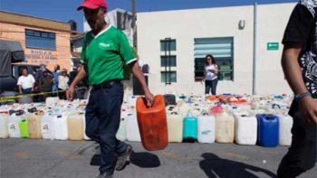 Estiman pérdidas por más de 5mmdp por falta de gasolina en Michoacán