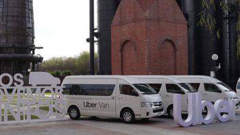 Del gozo pozo; decomisan Uber Vans por piratas