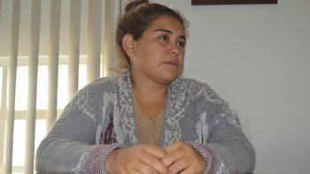 Tras la muerte de su esposo, migrante embarazada busca regresar a Honduras