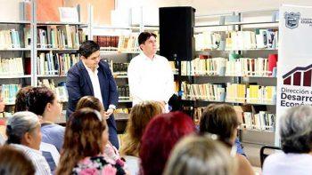 Impulsa Madero a productores y comerciantes de la localidad