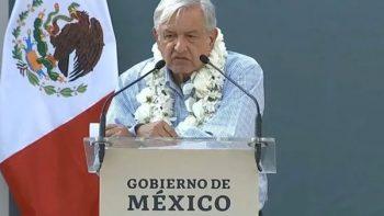 López Obrador pierde vuelo de regreso a la CDMX