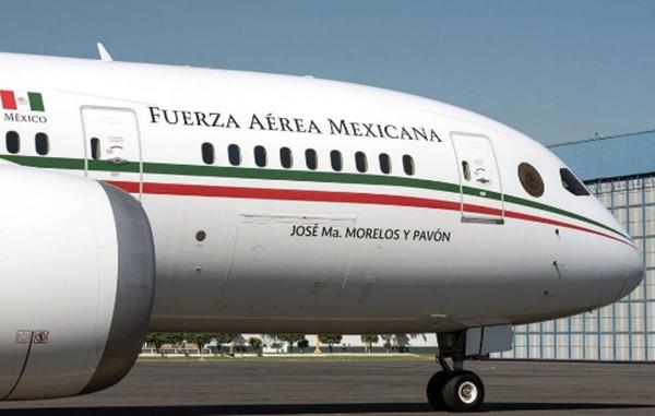 Anuncia AMLO que ya hay comprador para el avión presidencial