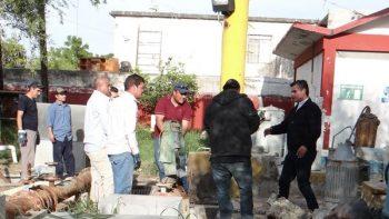 Intensifican trabajos en Cárcamo 5