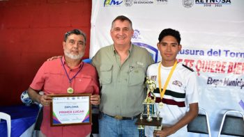 Clausura DIF Reynosa torneo de futbol