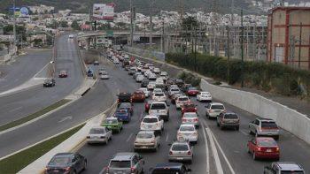 Construirán puentes peatonales sobre la Carretera Nacional en Monterrey