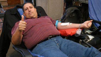 Promueve Gobierno Ciudadano la donación altruista de sangre