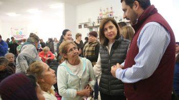 Atienden a adultos mayores de Guadalupe con brigada médica
