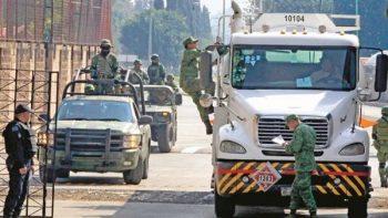 Llantas de pipas de Pemex no cumplen con normas de seguridad: PRI