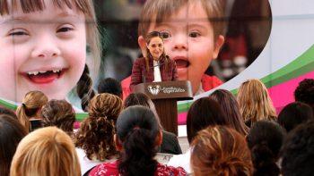 Conmemora DIF Madero 'El Día Mundial del Síndrome de Down'