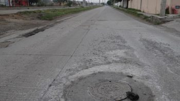Soluciona COMAPA de Reynosa problema de drenaje en la colonia Ribereña