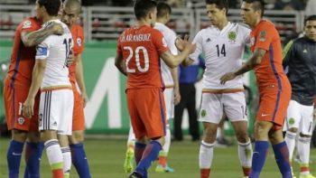 El Tricolor busca la revancha del 7-0 ante Chile