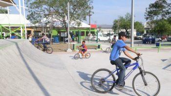 Inauguran Parque de Bienestar Periquitos