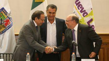 Asume Eduardo Garza T. presidencia del Consejo Nuevo León