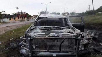 Se enfrenta grupo armado durante seis horas en Tamaulipas